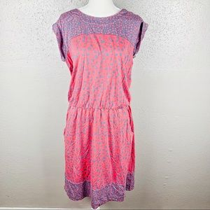 Boden Color Block Dress 12L